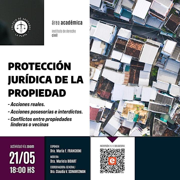 Imagen de Protección jurídica de la propiedad