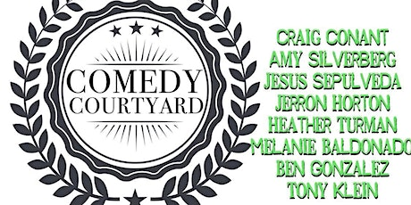 Comedy Courtyard tickets