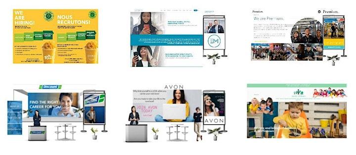 Montreal Virtual Job Fair - Tuesday, May 4th 2021 image