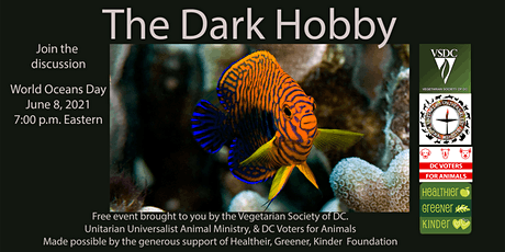 The Dark Hobby - Film Discussion tickets