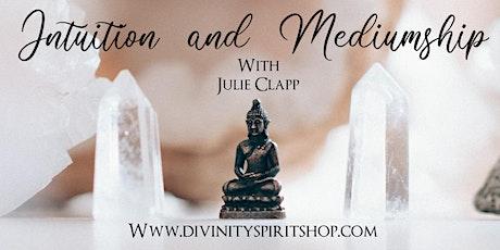 Intuition & Mediumship tickets