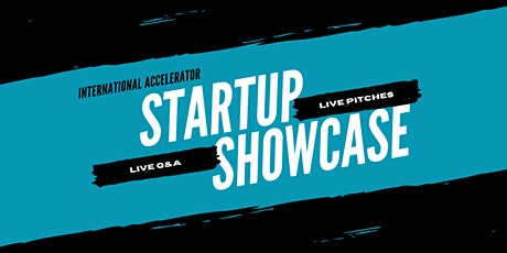 International Accelerator Showcase Q3 tickets