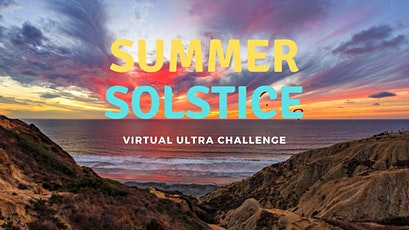 Summer Solstice Virtual Ultra Challenge tickets