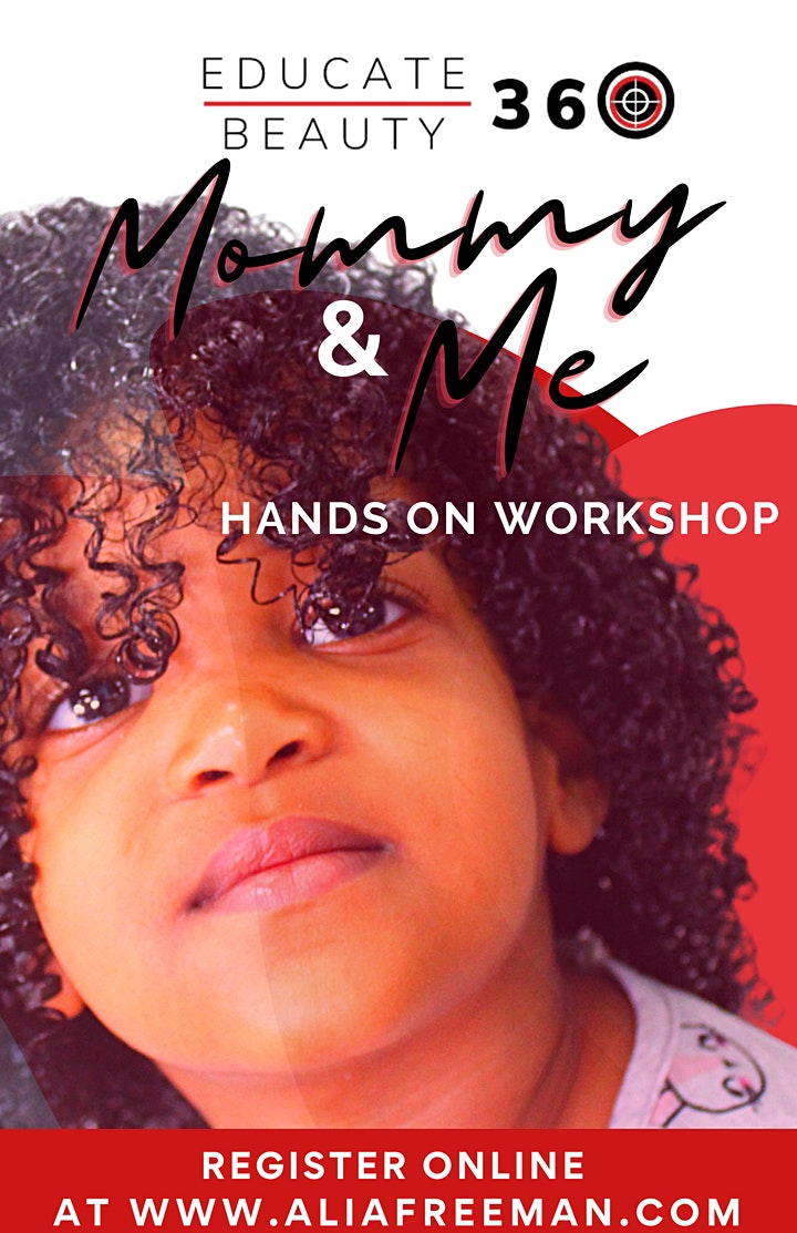 Mommy and Me Workshop image