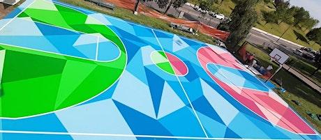 La gomma riciclata per il design e l'architettura delle nostre città biglietti