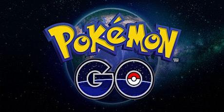 Pokémon Go Spring Social tickets