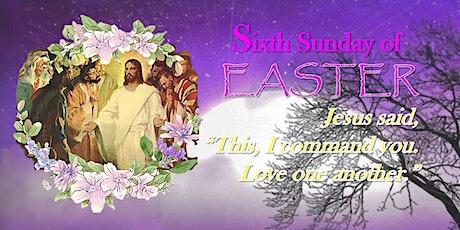 Church of the Nativity Holy Mass - Sunday, May 9, 2021 (11:00am) tickets