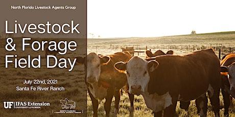 Livestock & Forage Field Day tickets