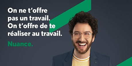 Entrevue de groupe virtuelle Desjardins - Suite à la journée du 5 mai tickets