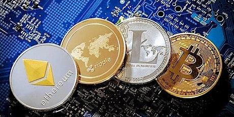 Criptocharla: introducción a blockchain y criptomonedas ingressos