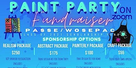 PASSE/WOSEPAC Scholarship Fund 2021 tickets