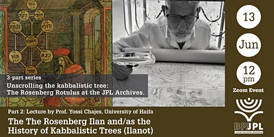 Part 2: The Rosenberg Ilan and/as the History of Kabbalistic Trees (Ilanot)