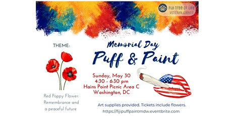 FIJI Tree of Life Presents: Memorial Day Puff & Pa tickets