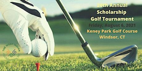 20th Annual Scholarship Golf Tournament tickets