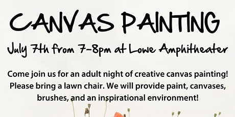 Adult Canvas Painting tickets