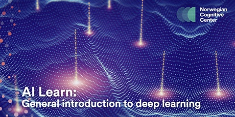 AI Learn: Introduction to Deep Learning tickets