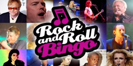 Rock and Roll Bingo tickets
