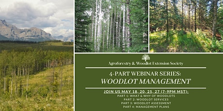 Woodlot Management Webinar Series tickets