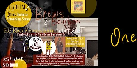 Brews & Bourbon tickets