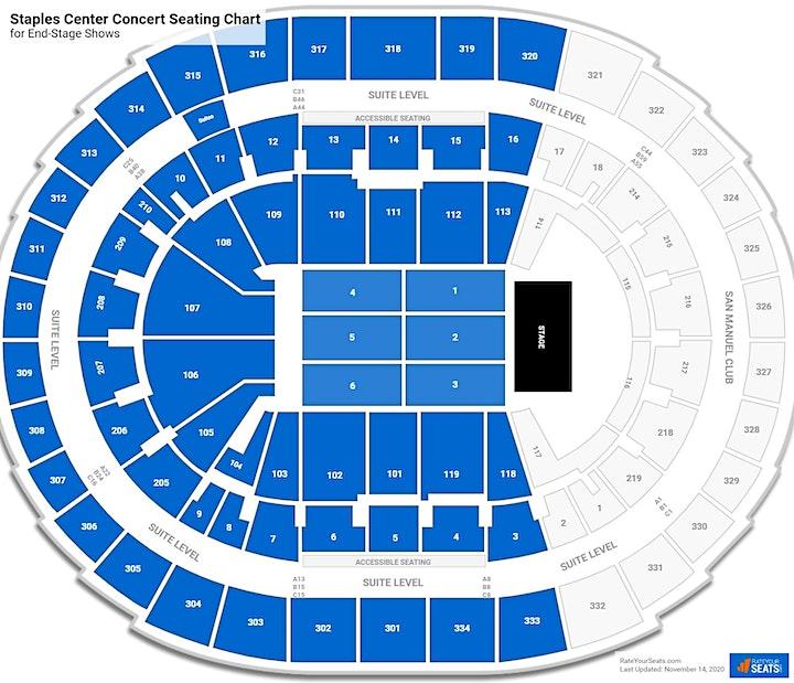 """CIERRE TOUR 2021""""APASIONADO"""" LOS ÁNGELES image"""