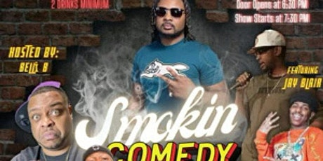 SmokinComedy tickets