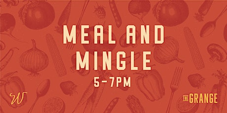 Meal & Mingle tickets