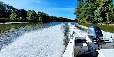 Anacostia Riverkeeper Public Boat Tours - May (Anacostia Park Boat Ramp) tickets