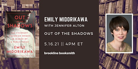 Emily Midorikawa with Jennifer Alton: Out of the Shadows tickets