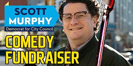 Variety Show Fundraiser for Scott Murphy tickets