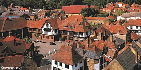 A Virtual Taste of My Sandwich - Ancient Town and Medieval Port in England tickets