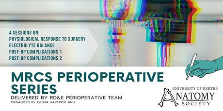 MRCS Perioperative Series: Post-op Complications 1 tickets