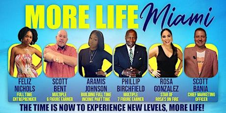 More Life Miami tickets