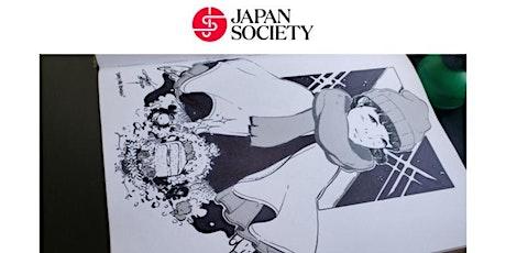 Manga Drawing Workshop for Intermediate Students: Polish your skills! tickets