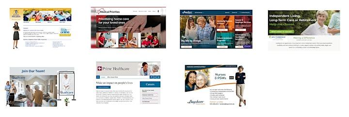 Healthcare (PSW, RPN, RN) Virtual Career Fair-August 25th, 2021 image