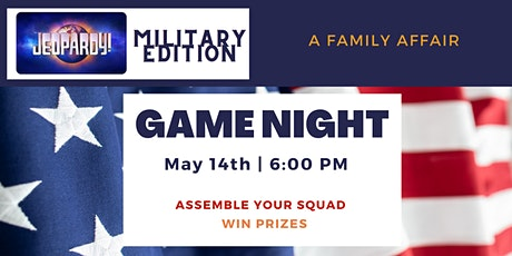 Jeopardy Military Edition! tickets