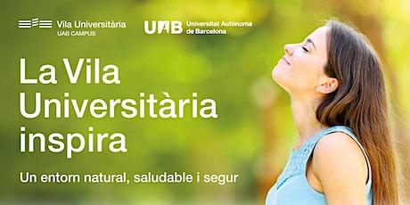 Vila Universitària UAB - Sessions informatives - Sesiones informativas entradas