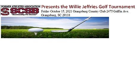 Willie Jeffries Golf Tournament tickets
