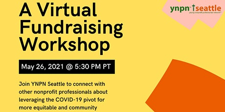 A Virtual Fundraising Workshop tickets