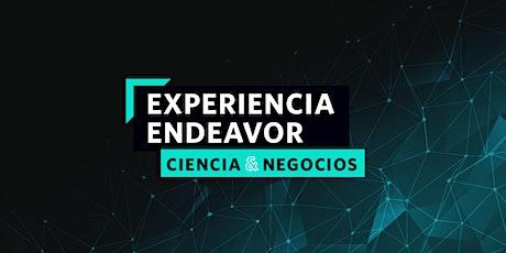 Experiencia Endeavor - Ciencia y Negocios boletos