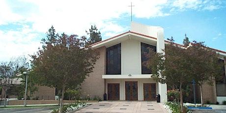 St. Paschal Baylon Church Saturday 7:00pm SPANISH Mass tickets