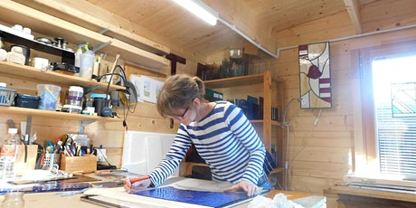 Stained glass leading workshop for beginners tickets