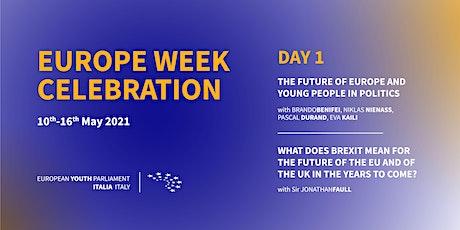 Europe Week Day 1 Tickets