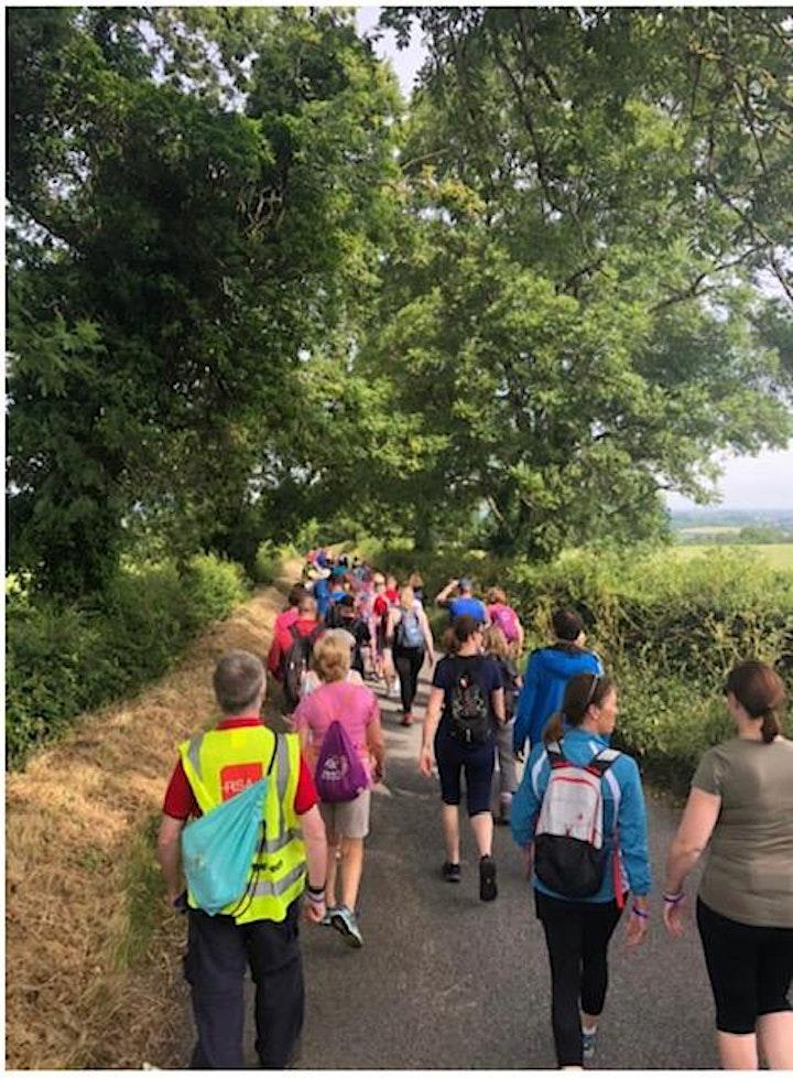 A Midsummer Walk for The Homeless 2021 image