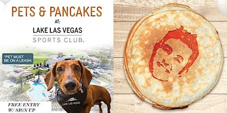 Pet Scene Magazine Pet Parade / Pet Fair & Pancakes by Chef Scott Commings tickets