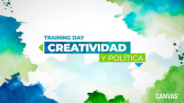 Imagen de Training Day: Creatividad y Política