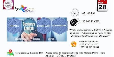Afterwork English Business billets