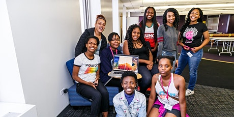 2021 Black Girls CODE Virtual Summer Camp: iOS 10AM-12PM EDT tickets