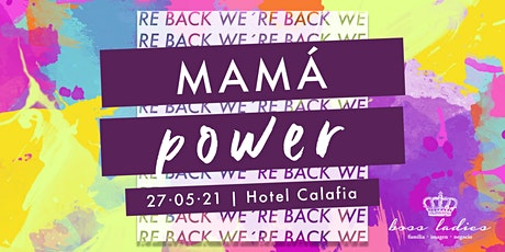 Mamá Power tickets