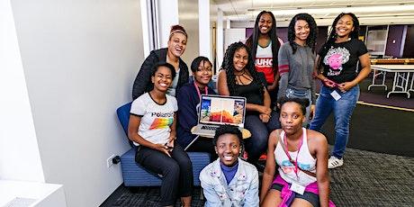 2021 Black Girls CODE Virtual Summer Camp: iOS 1PM-3PM EDT tickets