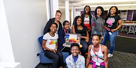 2021 Black Girls CODE Virtual Summer Camp: iOS 4PM-6PM EDT tickets